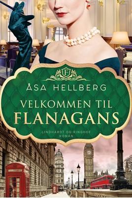 Velkommen til Flanagans Åsa Hellberg 9788711982587