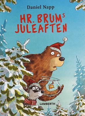Hr. Brums juleaften Daniel Napp 9788772247656
