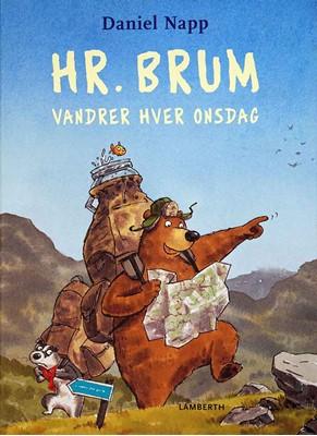 Hr. Brum vandrer hver onsdag Daniel Napp 9788772247724