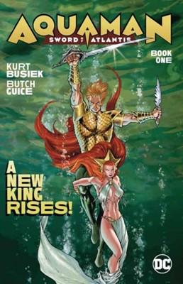 Aquaman: Sword of Atlantis Book One Kurt Busiek, Jackson Guice 9781401287719