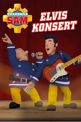 Brandman Sam: Elvis konsert D. Jones, D. Gingell, R. J. M. Lee 9788772220550