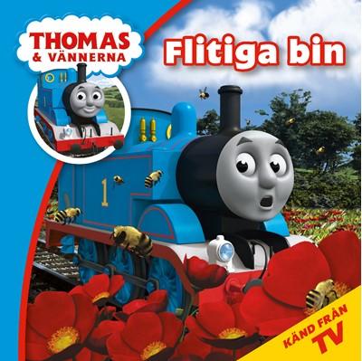 Thomas & vännerna: Flitiga bin W. Awdry 9788772220598