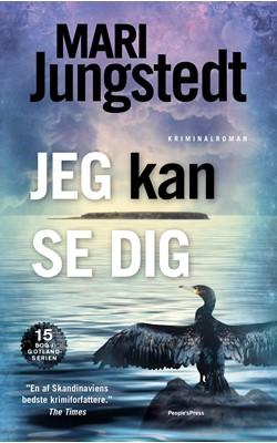 Jeg kan se dig Mari Jungstedt 9788770369589