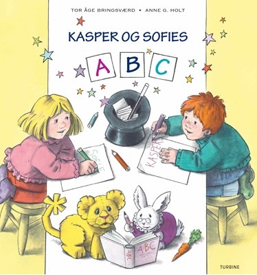 Kasper og Sofies ABC Tor Åge Bringsværd 9788740663112