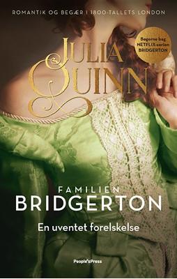 Familien Bridgerton. En uventet forelskelse Julia Quinn 9788770369428
