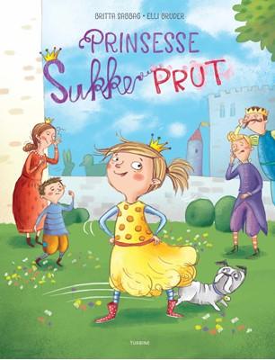 Prinsesse Sukkerprut Britta Sabbag 9788740663839