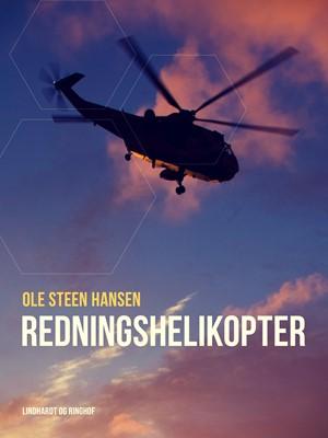Redningshelikopter Ole Steen Hansen 9788726413175