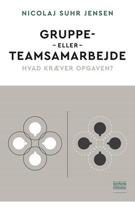 Gruppe- eller teamsamarbejde Nicolai Suhr Jensen, Nicolaj Suhr Jensen 9788759336847
