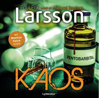 Kaos Poul Erik Larsson 9788771628944