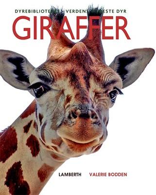 Giraffer Valerie Bodden 9788772248141