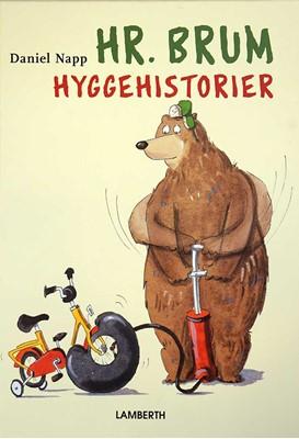 Hr. Brum Hyggehistorier Daniel Napp 9788772247557