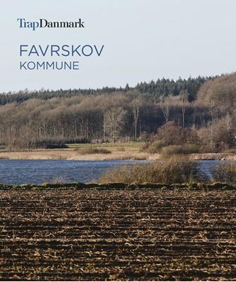 Trap Danmark: Favrskov Kommune Trap Danmark 9788771811018