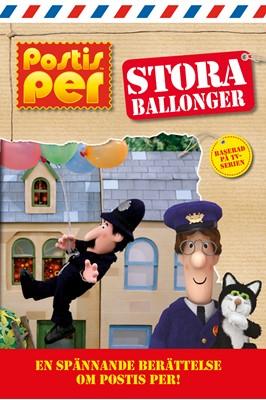 Postis Per: Stora ballonger Katharine Holabir, John A. Cunliffe 9788772220611