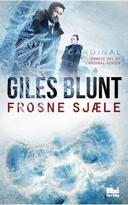 Frosne sjæle Giles Blunt 9788793853447