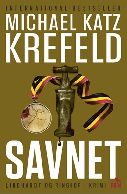 Savnet Michael Katz Krefeld 9788711987988