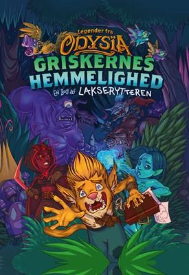 Griskernes hemmelighed Rasmus Kolbe, Lakserytteren 9788771270228