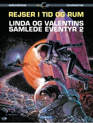 Linda og Valentins samlede eventyr 2: Rejser i tid og rum Pierre Christin, Jean-Claude Mézières 9788770854252