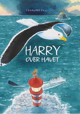Harry over havet Lennart Eng 9788740664089