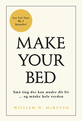 Make Your Bed William H. McRaven 9788797114636
