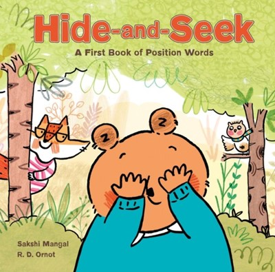 Hide-and-seek R. D. Ornot, Sakshi Mangal 9781771387941