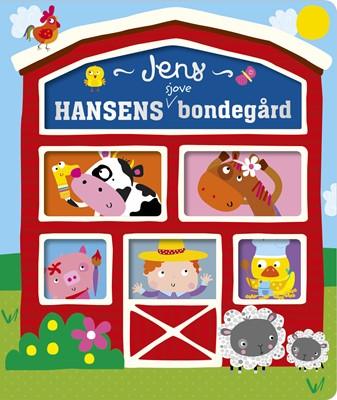 Jens Hansens sjove bondegård  9788772053523