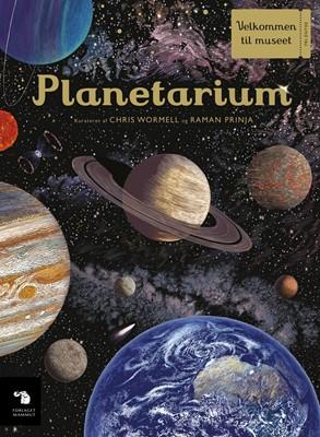 Planetarium Raman Prinja, Chris Wormell 9788797069141