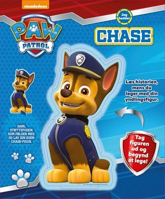 Nickelodeon Paw Patrol Chase - Figur og historie  9788771316193