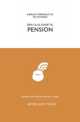Den lille guide til Pension Pia Ottosen 9788740434064