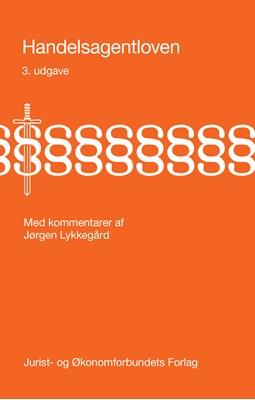 Handelsagentloven Jørgen Lykkegård 9788757443646