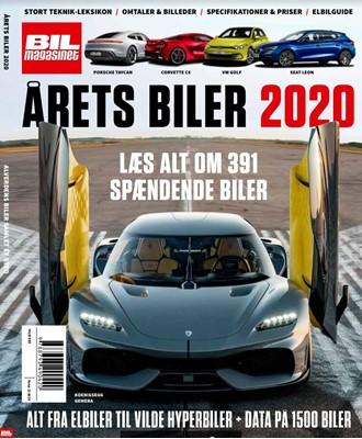 Årets Biler 2020  9788793490420