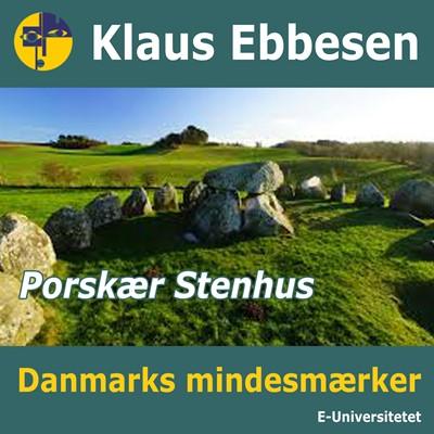 Porskær Stenhus Klaus Ebbesen 9788794018111