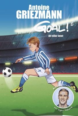 Goal 5 Antoine Griezmann 9788772045245