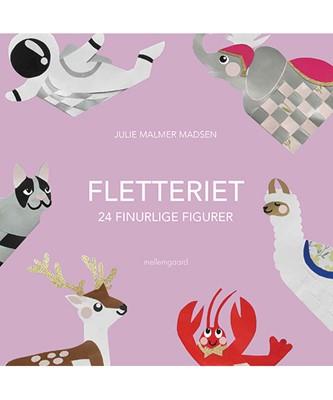 Fletteriet Julie Malmer Madsen 9788772371375