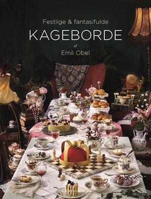 Festlige & fantasifulde kageborde Emil Obel 9788740063059