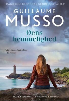 Øens hemmelighed Guillaume Musso 9788711980040