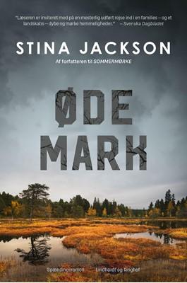 Ødemark Stina Jackson 9788711916858