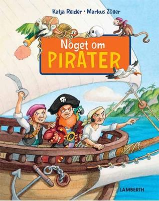 Noget om pirater Katja Rieder 9788772240992