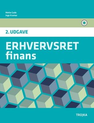 Erhvervsret-Finans Mette Gade, Inge Kramer 9788771541465