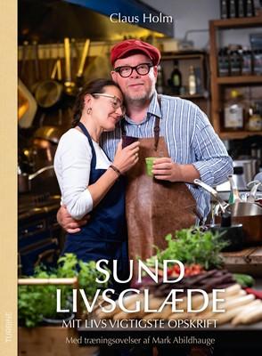 Sund livsglæde Claus Holm 9788740664812