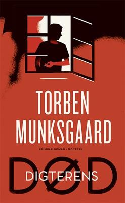 Digterens død Torben Munksgaard 9788770073806