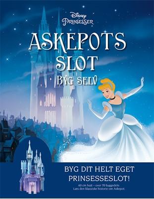 Disney Prinsesser - Askepots slot - Byg selv  9788741512860