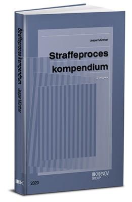 Straffeproces Jesper Münther 9788761942050