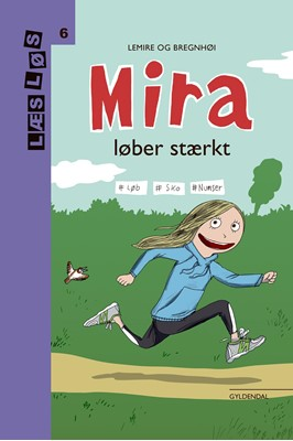 Mira løber stærkt Sabine Lemire 9788762522794
