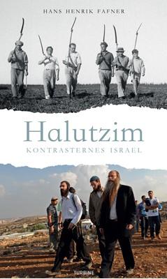 Halutzim Hans Henrik Fafner 9788740665819