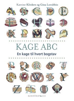 Kage ABC Katrine Klinken 9788793159518