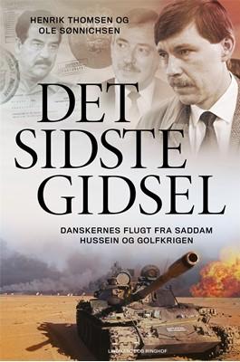 Det sidste gidsel Henrik Thomsen, Ole Sønnichsen 9788711980576