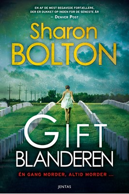 Giftblanderen Sharon Bolton 9788771077346
