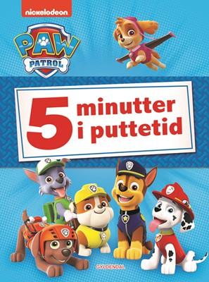 PAW Patrol - 5 minutter i puttetid Gyldendal, Paw Patrol 9788702295948