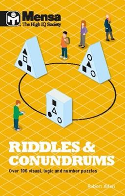 Mensa - Riddles & Conundrums Robert Allen 9781780979403