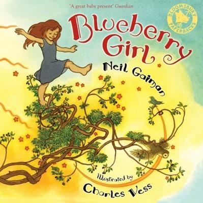 Blueberry Girl Neil Gaiman 9780747595984